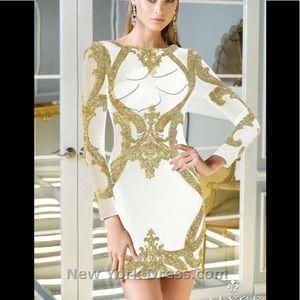 Breathtaking dress by Alyce Paris
